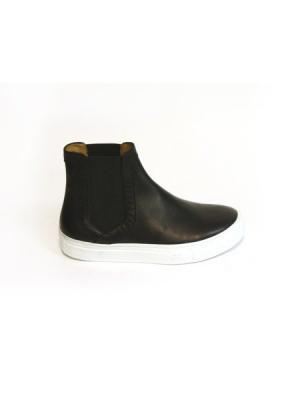 Ботинки Via Roma 15. Цвет: черный