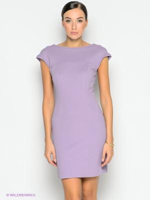 Платье SISTE'S. Цвет: сиреневый