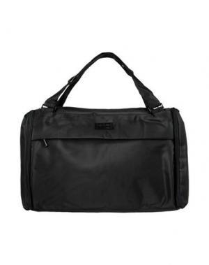 Дорожная сумка MH WAY. Цвет: черный