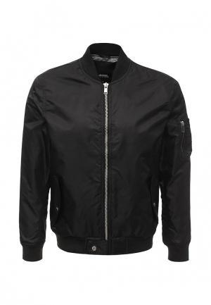 Куртка Burton Menswear London. Цвет: черный