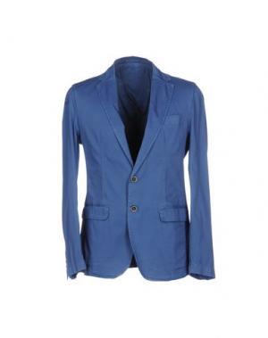Пиджак TAKESHY KUROSAWA. Цвет: синий
