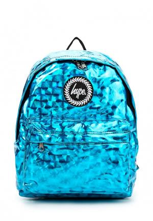 Рюкзак Hype. Цвет: синий