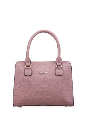 Сумка женская Bagsberry. Цвет: розовый