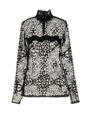 Блузка PAOLO ERRICO. Цвет: черный
