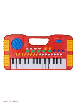 Синтезатор Я звезда VELD-CO. Цвет: красный, белый, желтый