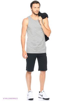 Шорты M NSW SHORT JSY CLUB Nike. Цвет: черный