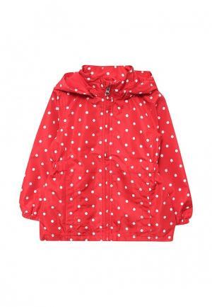 Куртка Name It. Цвет: красный
