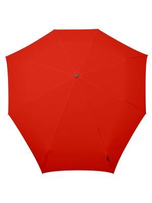 Зонт senz Smart S sunset red. Цвет: красный