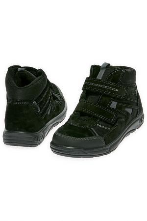 Ботинки Ricosta. Цвет: черный