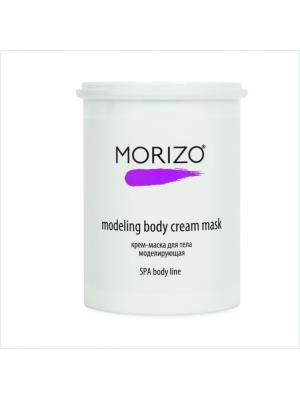 Morizo крем-маска для тела моделирующая. Цвет: серо-зеленый