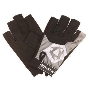 Перчатки (гидро)  Rash Glove Black Mystic. Цвет: черный,серый