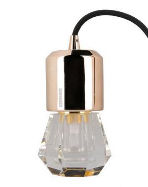 Настольная лампа SELETTI. Цвет: прозрачный