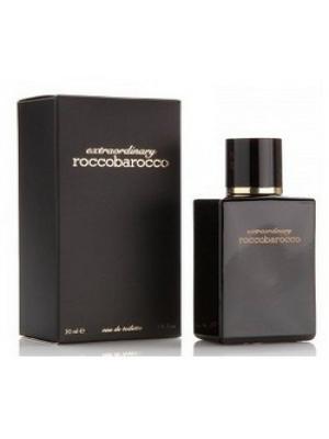 Парфюмерная вода Extraordinary Roccobarocco. Цвет: черный