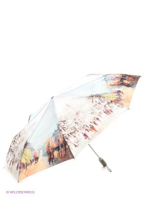 Зонт Zest. Цвет: серо-голубой
