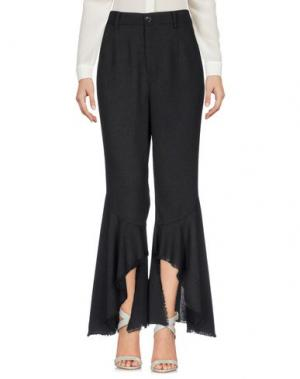 Повседневные брюки JOVONNA. Цвет: черный