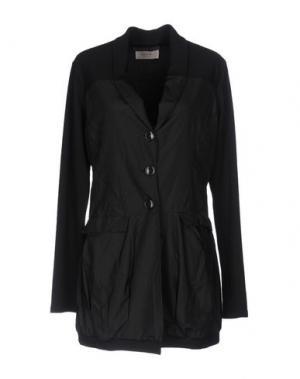 Легкое пальто NELL&ME. Цвет: черный
