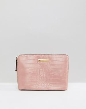 Carvela Косметичка Nat. Цвет: розовый