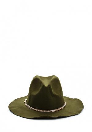 Шляпа Be.... Цвет: хаки