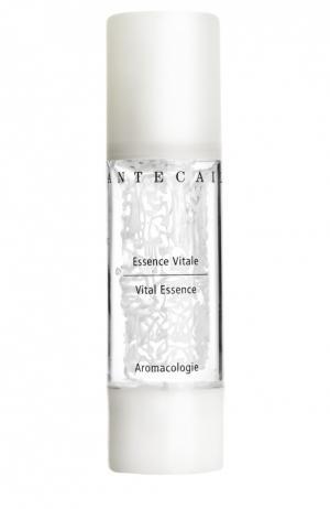 Антивозрастная сыворотка для лица и кожи вокруг глаз Vital Essence Chantecaille. Цвет: бесцветный