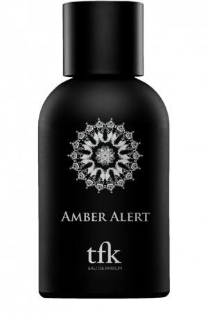 Парфюмерная вода-спрей Amber Alert TFK The Fragrance Kitchen. Цвет: бесцветный