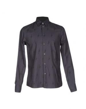 Pубашка FILIPPA K. Цвет: свинцово-серый
