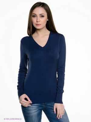 Пуловер E.A.R.C.. Цвет: синий