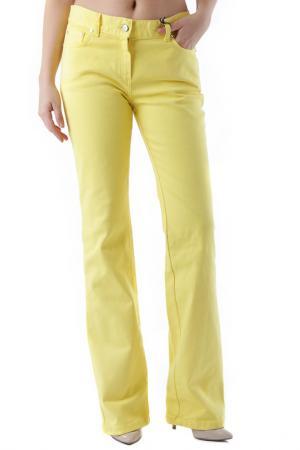 Pants HUSKY. Цвет: yellow