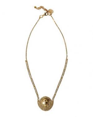 Ожерелье VENESSA ARIZAGA. Цвет: золотистый