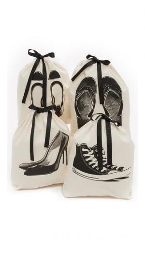 Набор мешочков-органайзеров для обуви Bag-all