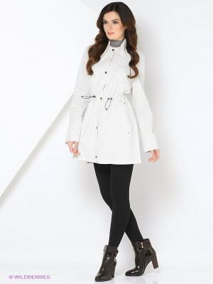 Куртка BELLA Maritta. Цвет: молочный