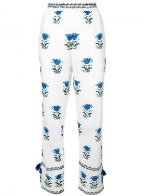Rohan trousers Rhode Resort. Цвет: белый