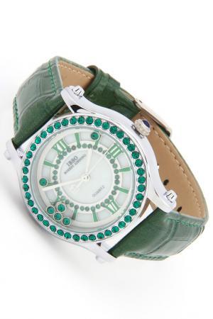 Часы IBSO. Цвет: изумруд