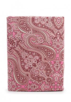 Комплект постельного белья 2-спальный Хлопковый Край. Цвет: розовый