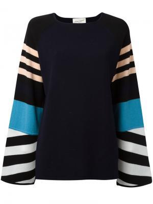 Vivian knitted blouse Antonia Zander. Цвет: синий