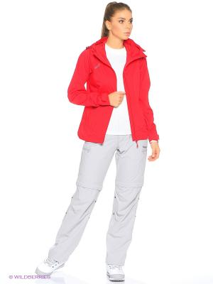 Куртка Bergans. Цвет: красный