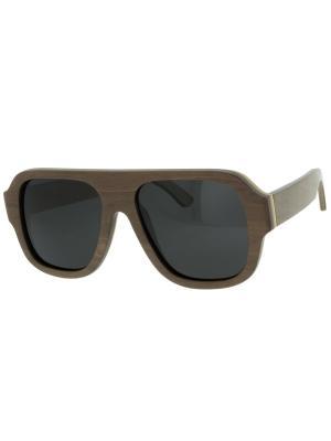 Очки TM0034-G-12-SK SKATEBOARD TEHMODA. Цвет: коричневый