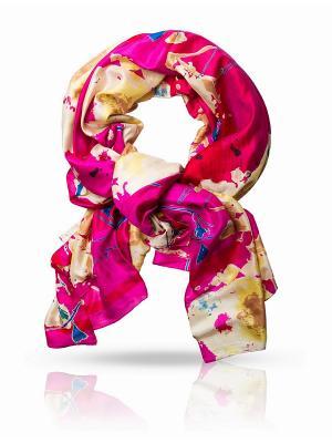Палантин MICHEL KATANA`. Цвет: розовый