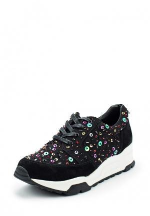 Кроссовки Just Couture. Цвет: черный