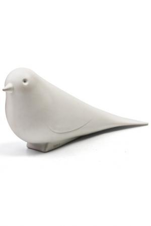 Подпорка для двери Dove Qualy. Цвет: белый
