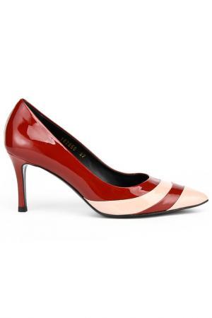 Туфли Giorgio Fabiani. Цвет: красный