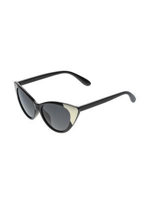 Солнцезащитные очки Migura. Цвет: черный, белый