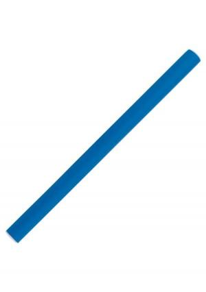 Бигуди-бумеранги для волос в комлекте (10 шт.) melon Pro. Цвет: синий
