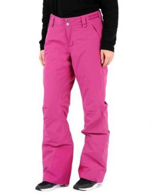 Лыжные брюки PEAK PERFORMANCE. Цвет: пурпурный