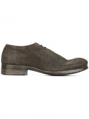 Ботинки Дерби Dimissianos & Miller. Цвет: коричневый