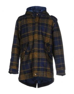 Куртка LOST IN ALBION. Цвет: темно-синий
