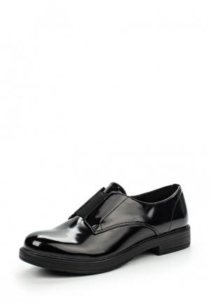 Ботинки Bata. Цвет: черный