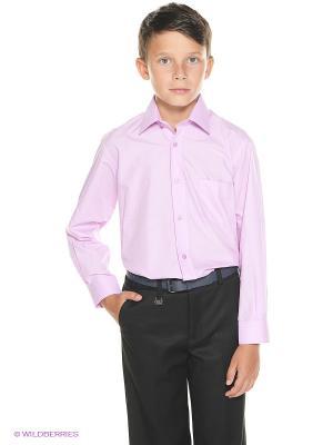 Рубашка Cascatto. Цвет: розовый