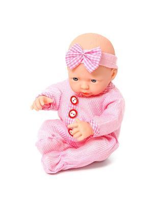 Кукла-пупс, Иришка, 24 сантиметров. Lisa Jane. Цвет: красный, белый, розовый