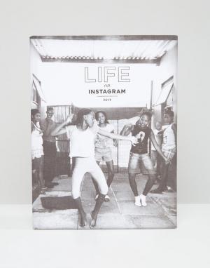 Books Life On Instagram. Цвет: мульти