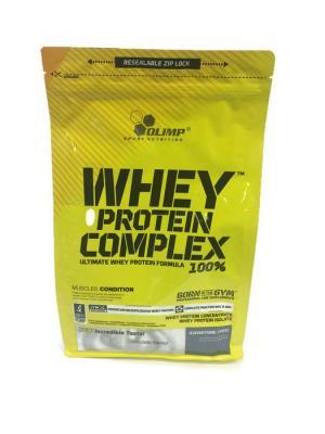 Протеин Olimp Whey Protein Complex 100% (шоколад) 700 г Nutrition. Цвет: желтый